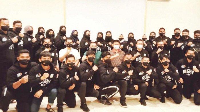 KONI Lepas Keberangkatan Tim Rugby Aceh
