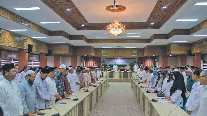 Tim Safari Ramadhan Provinsi ke Daerah