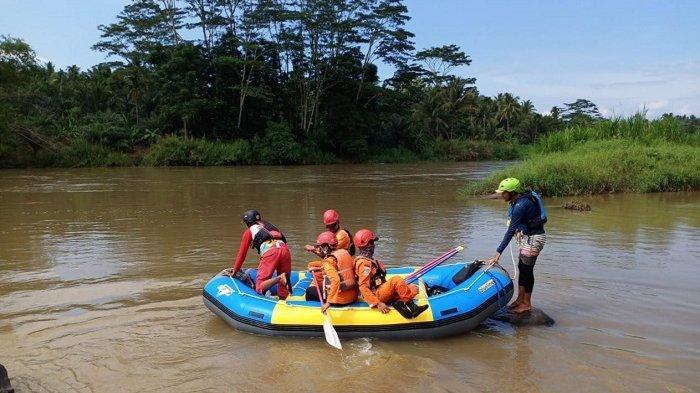Tim SAR Terus Mencari Korban Tenggelam di Krueng Peusangan, Ini Titik Pencariannya