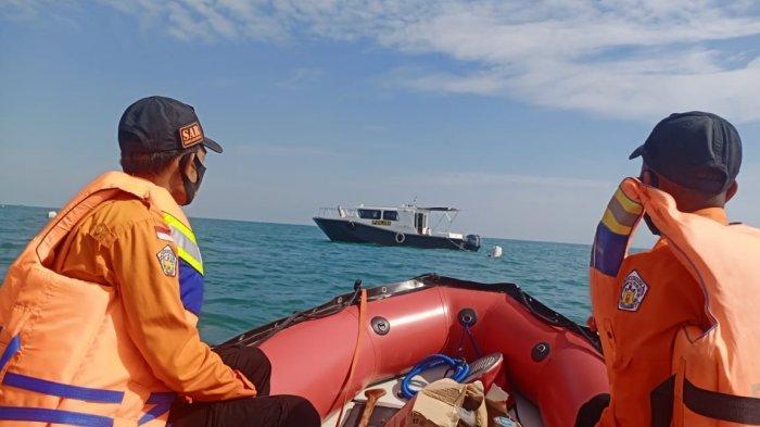 Sampai Malam Ini, Satu Pria yang Tenggelam di Laut Lhokseumawe Belum Ditemukan