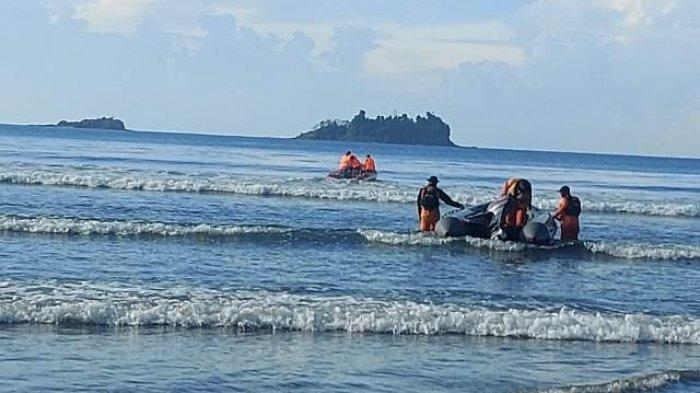 Satu Lagi Bocah Tenggelam di Pantai Aceh Jaya Belum Ditemukan, Besok Terakhir Pencarian Korban
