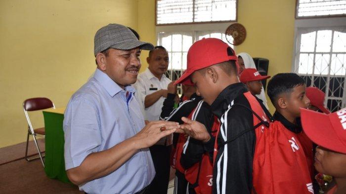 SDN 5 Langsa Ke Final Danone Nation Cup Regional Aceh - Sumut di Banda Aceh
