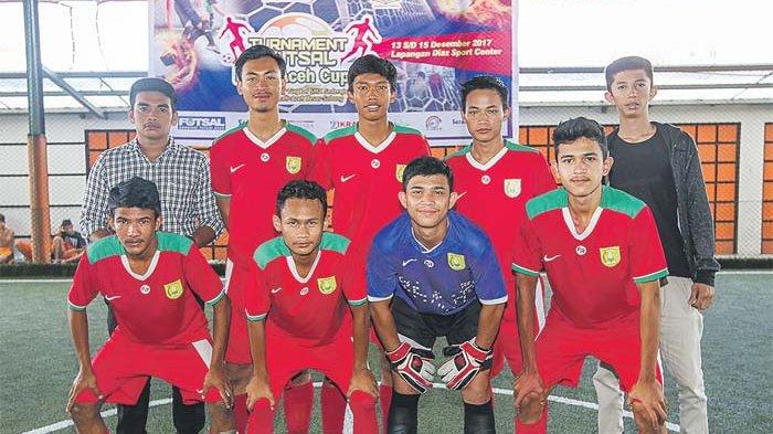 Ini Semifinalis Futsal Antar Sma Serambi Indonesia