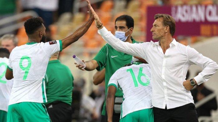 Timnas Arab Saudi Siap Hempang Tuan Rumah China di Kualifikasi Piala Dunia