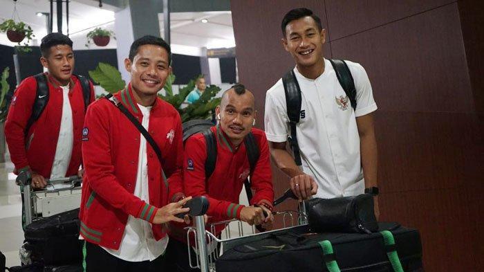 Daftar 7 Pemain Baru Timnas Indonesia untuk Hadapi UEA pada Kualifikasi Piala Dunia 2022