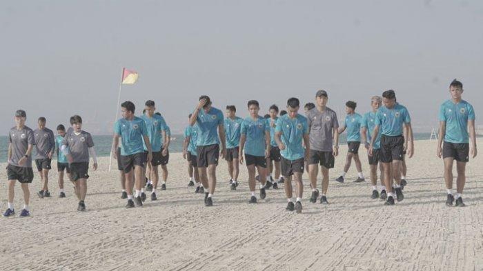 Timnas Indonesia vs Oman, Pertandingan Uji Coba di Uni Emirat Arab