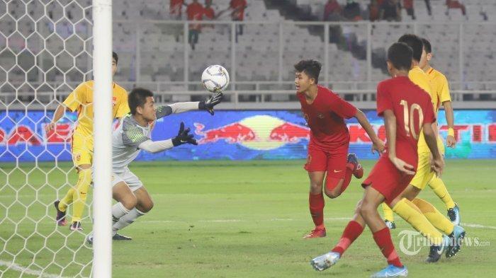 Drawing Piala Asia U-16 2020, Timnas Indonesia Ditunggu Tiga Raksasa Asia