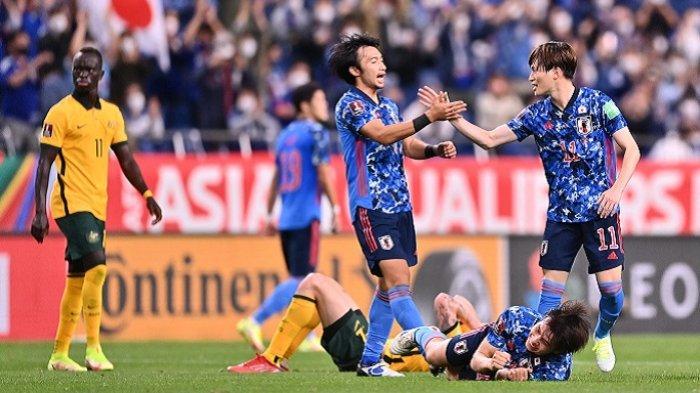 Jepang Kalahkan Secara Dramatis Tim Tak Terkalahkan Australia, Peluang Piala Dunia Masih Terbuka
