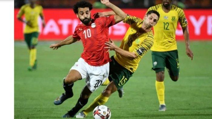 Bintang Liverpool, Salah Berhasil Membantu Mesir, Hancurkan Libya 3-0 di Kualifikasi Piala dunia