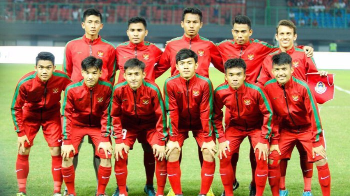 Piala Asia U-19 2018 - 16 Negara Lolos Putaran Final Piala Asia U-19, Berikut Urutannya