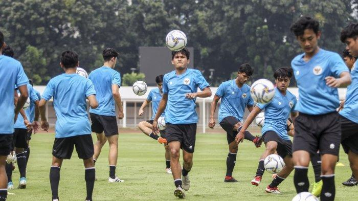 Saksikan Siaran Langsung Timnas U-19 Indonesia Vs Kroasia