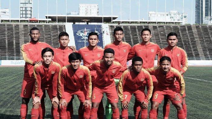 Hasil Piala AFF 2019 - Kamboja Menang dan Lolos ke Semifinal, Begini Peluang Timnas U-22 Indonesia