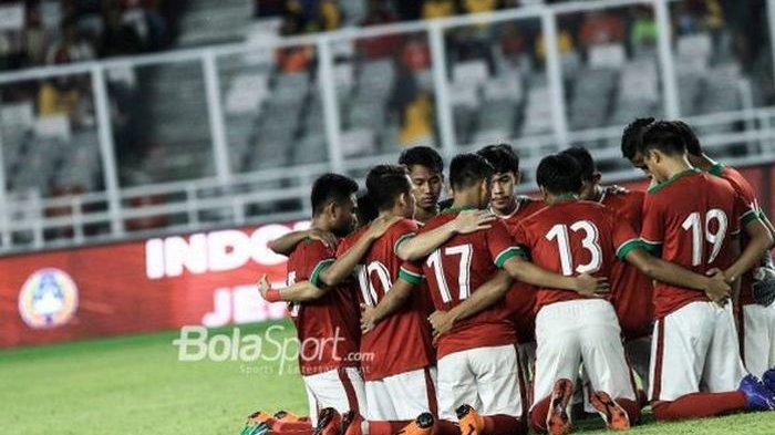 Fakta Menarik Lolosnya Timnas U-19 Indonesia ke Perempat Final Piala Asia U-19