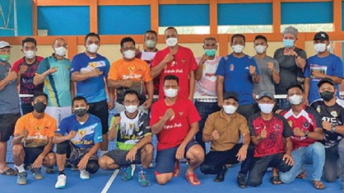 Aminullah/Tio Lana Juara Tenis Charming Banda Aceh
