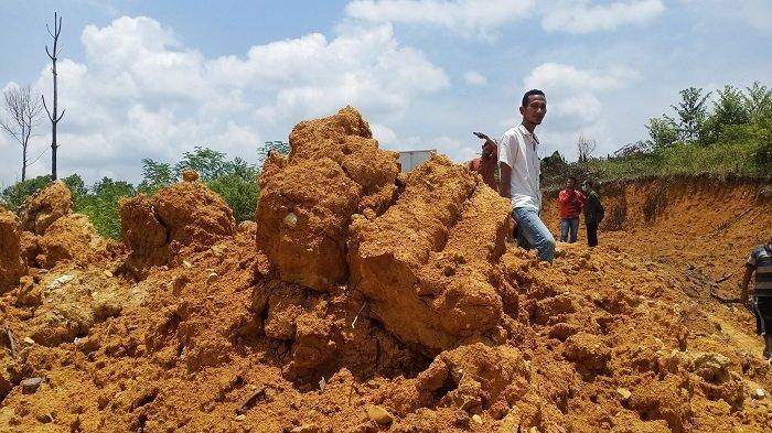 Periksa Objek Putusan PN Stabat, Forkopimda Aceh Tamiang Temukan Galian dan Reruntuhan Bangunan