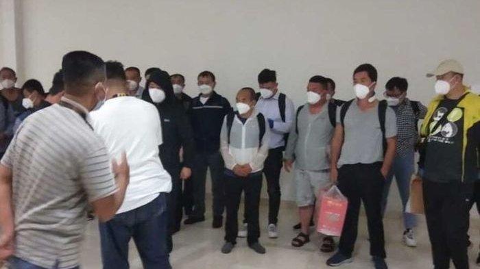 Jawa Bali Sedang PPKM Darurat, 20 TKA China Malah Masuk Sulsel, Pihak Imigrasi Ngaku Tak Tahu