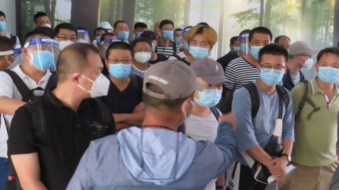 TKA Cina tak Miliki Izin Kerja di PLTU Nagan Raya, Kasus Sama Kembali Terulang