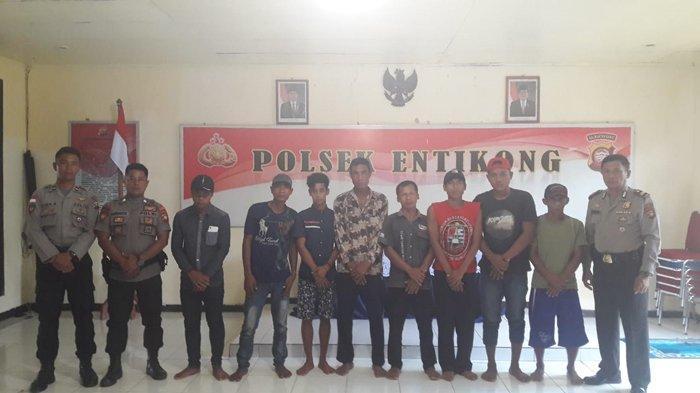 Lagi, 8 TKI Aceh Kabur dari Malaysia, Jalan Kaki Tiga Hari Tiga Malam Lewati Hutan sampai ke Kalbar