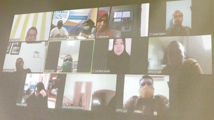 TKMKB Banda Aceh Dukung BPJS Kesehatan Lakukan Verifikasi Klaim Covid-19