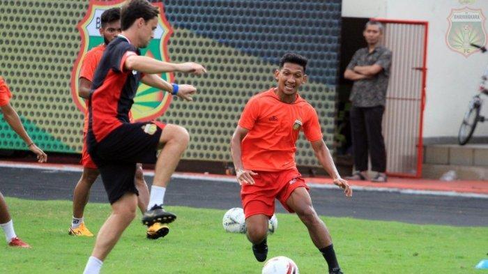 Jelang Liga 1 Bergulir, Pemain Bhayangkara Asal Bireuen TM Ichsan Rajin Tambah Latihan