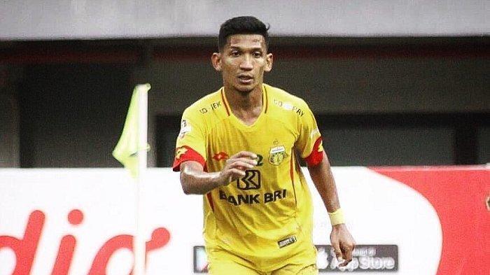 Impian Pemain Asal Bireuen TM Ichsan, Ingin Akhiri Karier di Bhayangkara FC