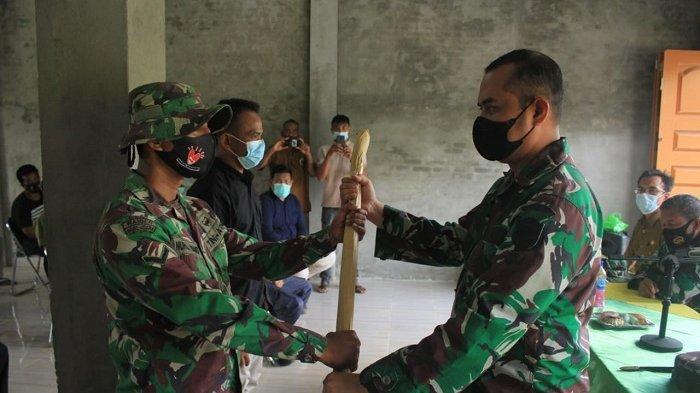 Dandim 0107/Aceh Selatan Buka Kegiatan Pra TMMD Ke-110 di Desa Krueng Kluet