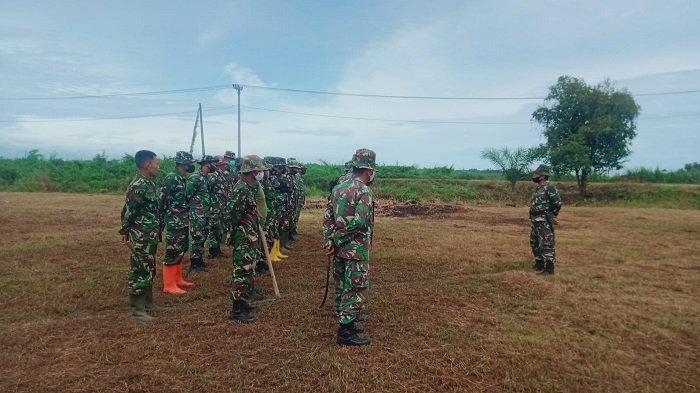 Besok Pembukaan TMMD  ke-112, Ini Persiapan yang Dilakukan Kodim Aceh Utara