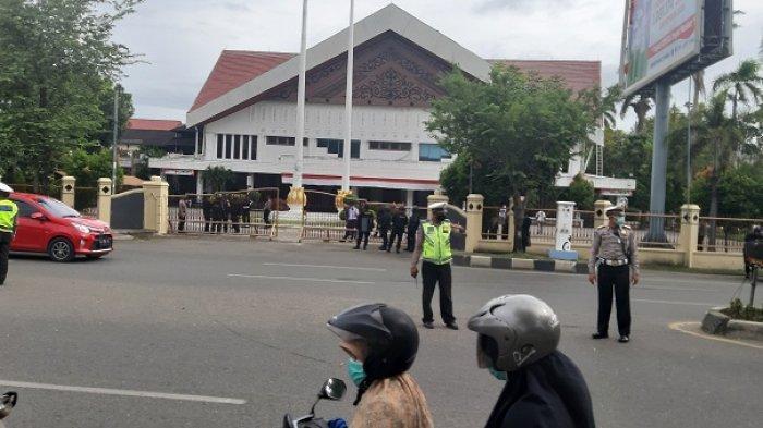 Tahapan Pilkada Aceh 2022 Ditunda, DPRA Ajak Gubernur Jumpai Presiden Sebagai Ikhtiar Terakhir
