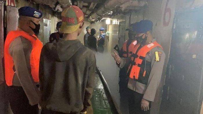 Menegangkan! Detik-detik TNI Kejar Kapal China, Ditemukan 23 WNI, Satu Tewas di Freezer