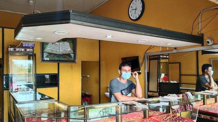 Harga Emas di Aceh Singkil Turun, Transaksi Didominasi Penjualan