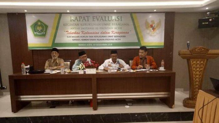 Tokoh Lintas Agama Bantah Aceh Intoleran, Begini Pernyataan Penolakan Hasil Riset Setara Institute