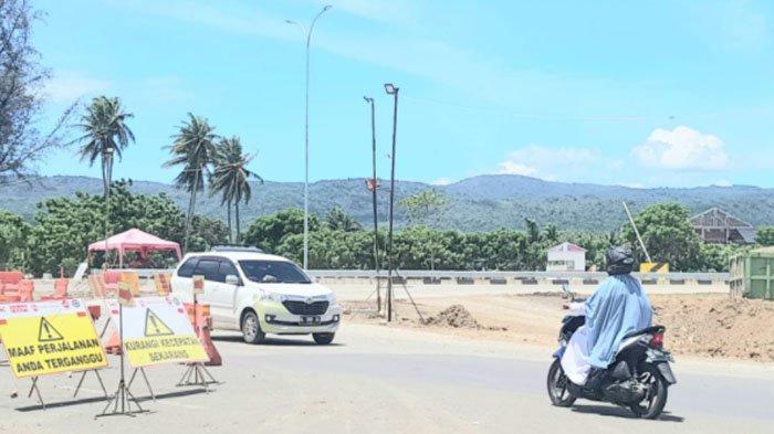 Ini Tarif Jalan Tol Sibanceh dari Golongan 1-5, Pintu Tol Krueng Raya-Banda Aceh Terus Dipacu
