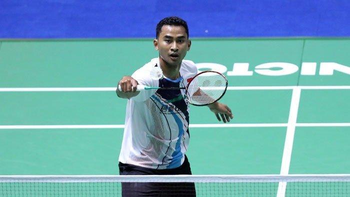 Hasil China Open 2019 - Tommy Kalah dari Momota, Harapan Indonesia Tersisa pada Anthony dan Shesar