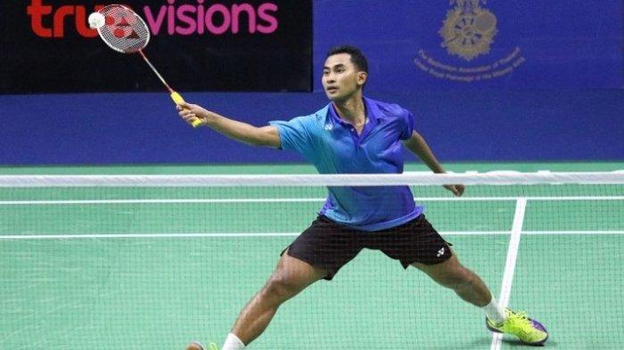 Live Streaming Final Badminton Korea Open 2018, Perjuangan Tommy Sugiarto Rebut Gelar Ke-2 Tahun Ini