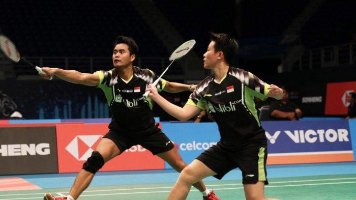 Live Streaming Badminton China Open 2018 - Tontowi/Liliyana Wakil Indonesia yang Pertama Bertanding