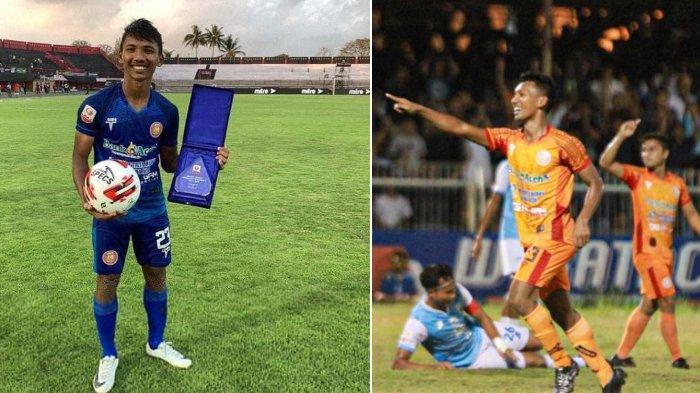 Borong Empat Gol di Piala Menpora, Begini Pesan Pelatih Persiraja untuk Assanur 'Torres' Rijal