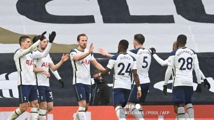 Harry Kane dan Son Tampil Bareng & Cetak Gol, Spurs Kembali Menang dan Naik ke Peringkat Tujuh