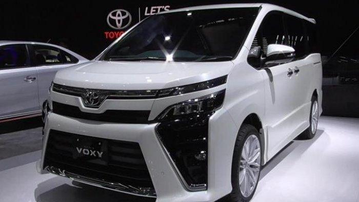 Debut Perdana di GIIAS 2017, Toyota All New Voxy Diharapkan Ikuti Jejak Alphard, Ini Penampakannya