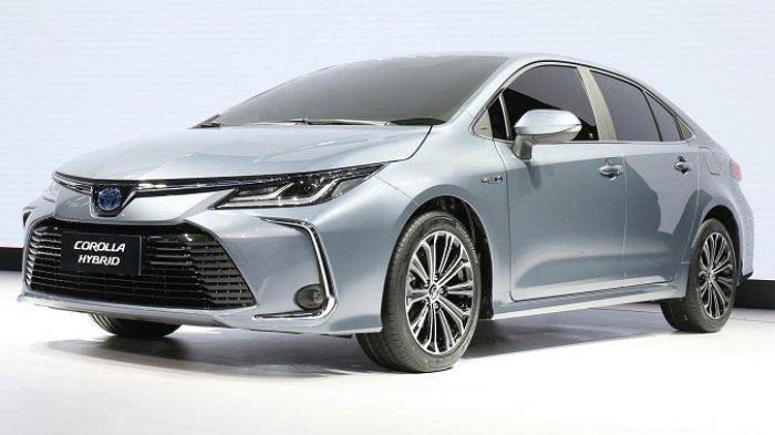 Toyota Corolla 2020 di Eropa