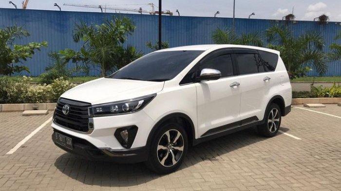 Toyota Beri Diskon Belasan Juta Rupiah Untuk Kijang Innova Facelift Serambi Indonesia