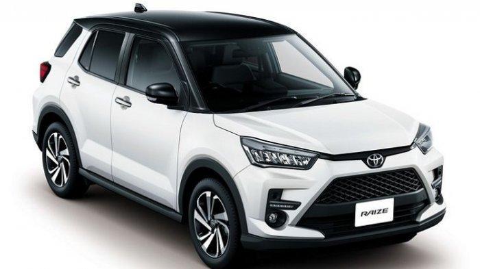 Harga Toyota Raize Bakal Dekati Avanza dan Rush