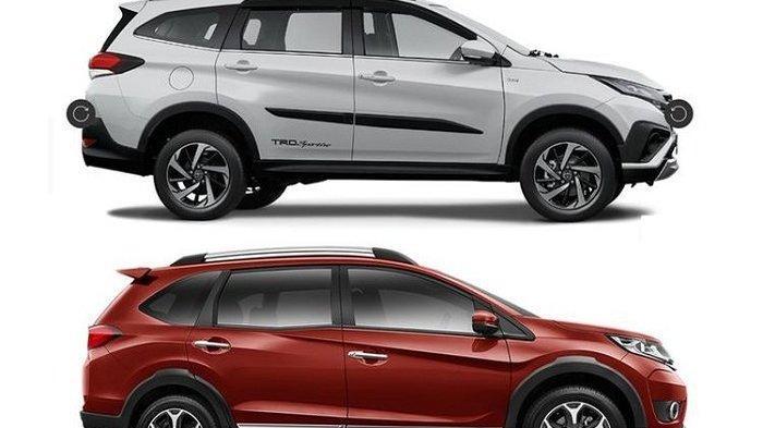 Toyota Rush Berhasil Mendominasi Penjualan Low SUV Awal Tahun Ini