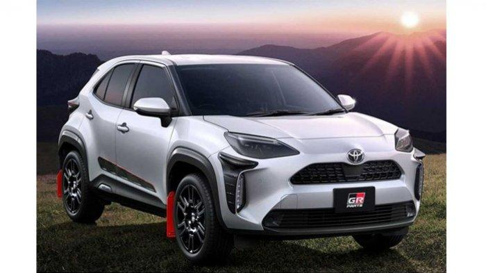 Toyota Gazoo Racing Naikkan Tenaga Kuda Yaris Cross Sampai Dua Kali Lipat