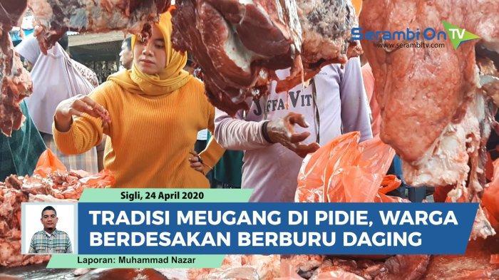 Nagan Raya Siapkan 1.872 Ekor Ternak untuk Meugang, Penjual Diminta Patuhi Protokol Kesehatan