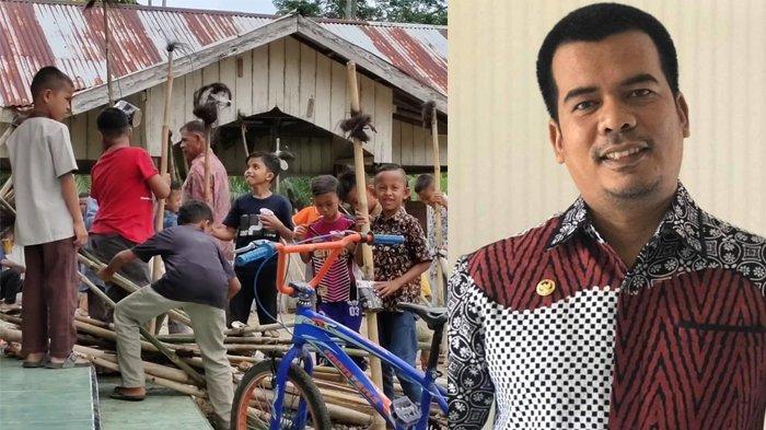 Tradisi Meujalateh dan Tungkat Bulee Jok,Cara Unik Warga Woyla Aceh Barat Usir Virus Corona