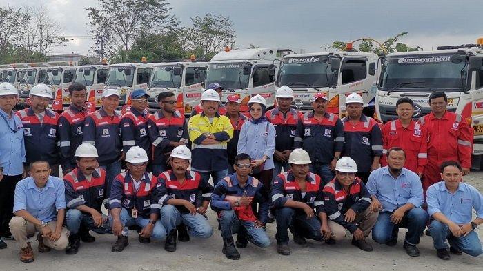 Transcontinent Mulai Gerakkan Aktivitas Pusat Logistik Berikat KIA Ladong