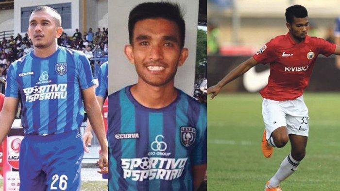 Tiga Pemain Asal Aceh Resmi Dikontrak PSPS Riau, Siap Lawan Semen Padang di Partai Uji Coba