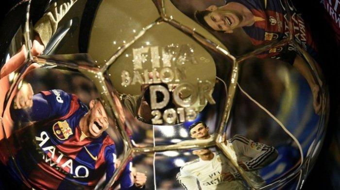 Mengejutkan! Cover France Football Bocor ke Publik, Calon Pemenang Ballon d'Or 2017 Terungkap