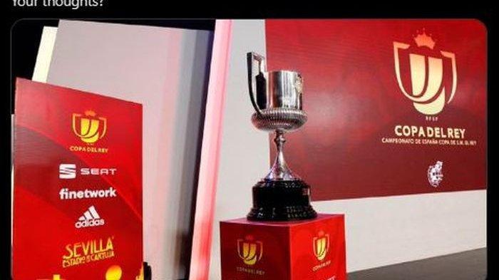 Jadwal Final Copa del Rey - Duel Barcelona vs Athletic Bilbao Bisa Disaksikan Sambil Sahur