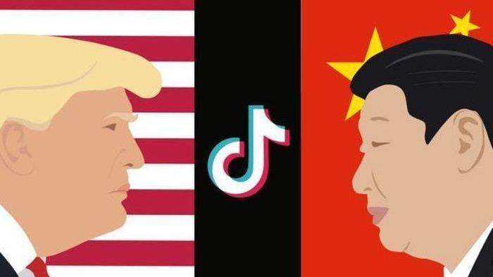 Tak Bosan Berkonflik, Donald Trump dan Xi Jinping Rebutan Tik Tok: Aplikasi Ini Harus Jadi Milik AS
